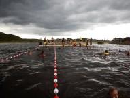 Hindernislauf Belgien, Battle of Thor 2015, Hindernis Waterfest Start