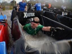 Hindernislauf Nordrhein-Westfalen, XLETIX Challenge Ruhrgebiet 2015, Hindernis Freak Froster 2