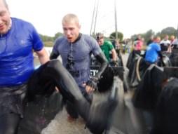 Hindernislauf Nordrhein-Westfalen, XLETIX Challenge Ruhrgebiet 2015, Hindernis Freak Froster 3