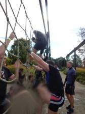 Hindernislauf Nordrhein-Westfalen, XLETIX Challenge Ruhrgebiet 2015, Hindernis Sporty Spider