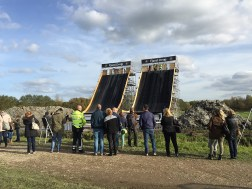 Strong Viking Obstacle Run brother edition 2015, Hindernis Fjord Drop 2