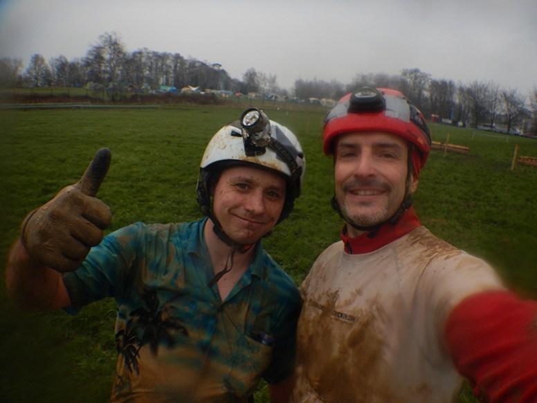 Hindernislauf Belgien, 24H XTREME Team Running 2016, Selfie