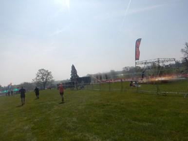 Hindernislauf England, Rat Race Dirty Weekend 2016, Hindernis Mens Health