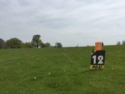 Hindernislauf England, Rat Race Dirty Weekend 2016, Streckenmarkierung