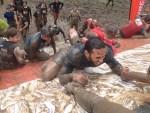 Tough Mudder, Hindernislauf NRW, Hindernis Pyramid Scheme Teamwork