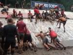 Tough Mudder, Hindernislauf NRW, Hindernis Pyramid Scheme