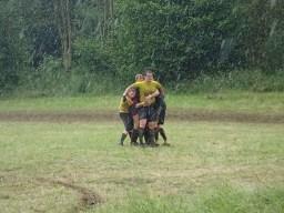 Tough Mudder, Hindernislauf NRW, Regen