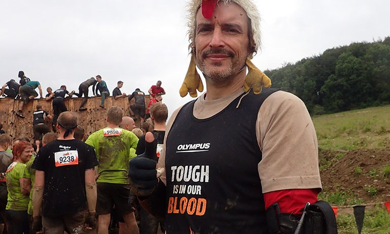 Tough Mudder, Hindernislauf NRW, Team OLYMPUS Tough Chicken