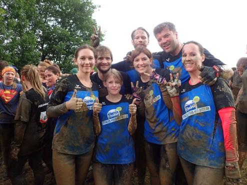 Tough Mudder, Hindernislauf NRW, Team Quäse Samstag