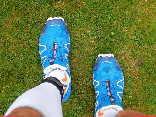 Rat Race Man vs. Mountain, Hindernislauf Wales, Speedcross 4.0 at Caernarfon Castle