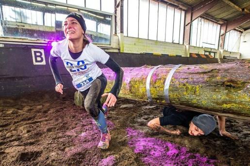 Norderneyer Obstacle Fight, Hindernislauf Deutschland, Hindernis Netz