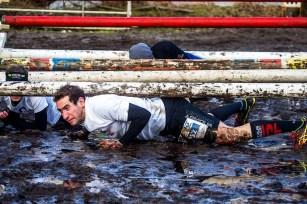 Norderneyer Obstacle Fight, Hindernislauf Deutschland, Kriechhindernis Alex