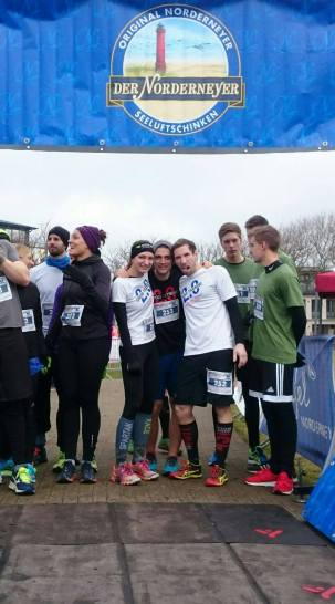 Norderneyer Obstacle Fight, Hindernislauf Deutschland, Team Eisenschweine