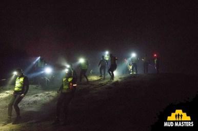 Mud Masters Obstacle Run Night Shift, Hindernislauf Deutschland, Hindernis Bunker Busters