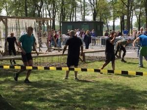 Mud Masters Obstacle, Hindernislauf Deutschland, Hindernis Sizzler