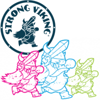Logo Strong Viking Family Edition