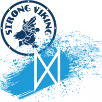 Logo Strong Viking Water Edition