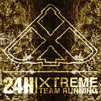 Logo 24h Xtreme Team Running