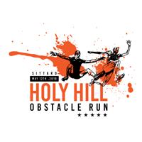 Logo Holly Hill Run