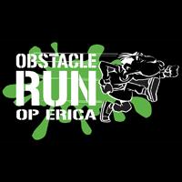 Logo Obstacle Run Op Erica