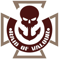 Logo Raid of Valour