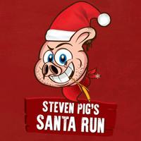 Logo Steven Pig´s Santa Run