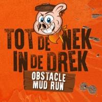 Logo Tot de Nek in de Drek Obstacle Run