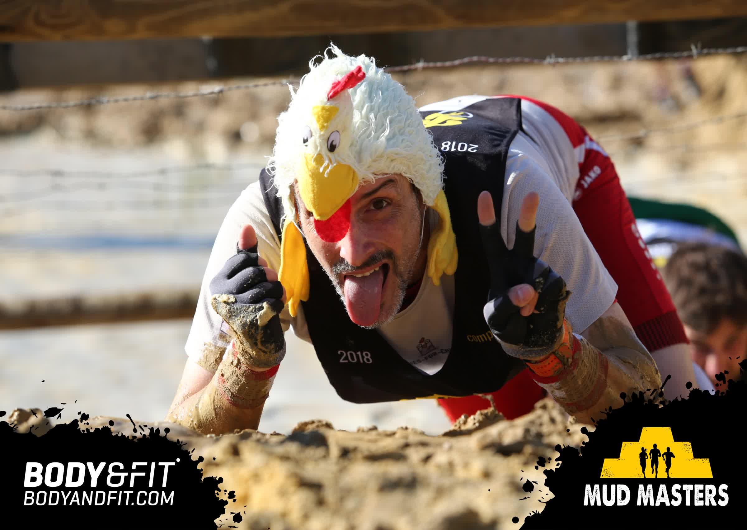 Mud Masters Obstacle Run 24 Hours Games, Hindernislauf Deutschland, Tough Chicken