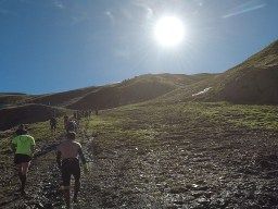 Spartan Race Beast, Spartan Mountain Series Europe, Hindernislauf Andorra, Anstieg