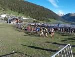 Spartan Race Beast, Spartan Mountain Series Europe, Hindernislauf Andorra, Start Elite Wave