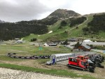 Spartan Race Beast, Spartan Mountain Series Europe, Hindernislauf Andorra, Start-Ziel Bereich