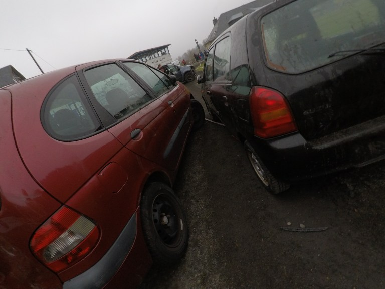 Braveheart Battle, Hindernislauf Thüringen, Hindernis Car Wreck