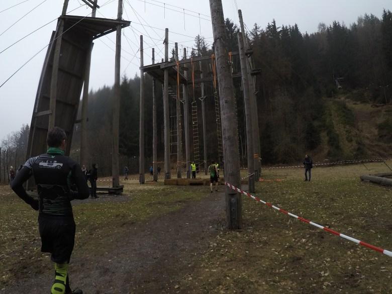 Braveheart Battle, Hindernislauf Thüringen, Hindernis Hang Loose