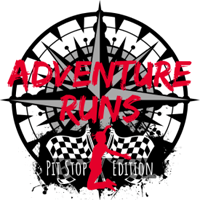 Logo Adventure Runs Pit Stop Edition