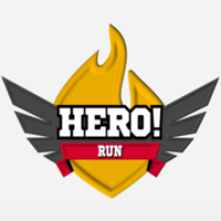Logo Hero Run
