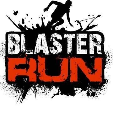 Logo Blaster Run
