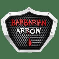 Logo Barbarian Arrow