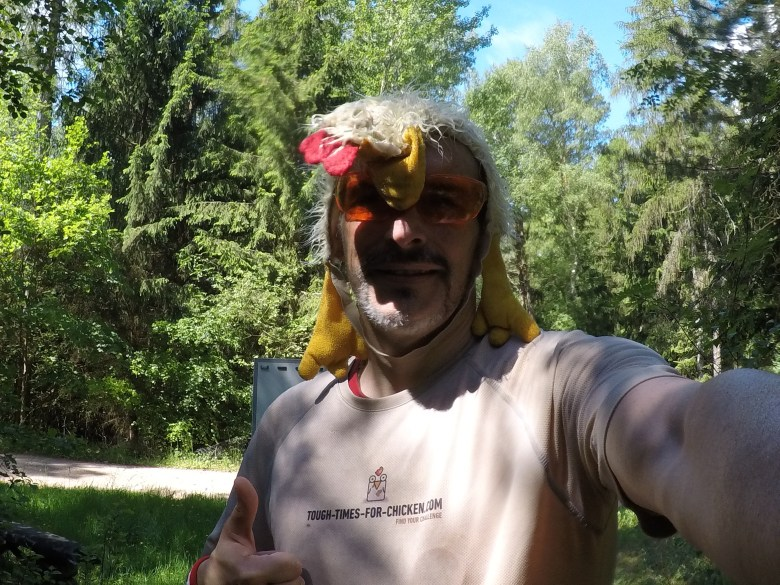 Blaster Run, Hindernislauf Bayern, Tough Chicken on the Trail