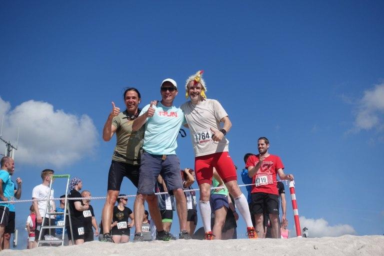 Blaster Run, Hindernislauf Bayern, Wiedersehen
