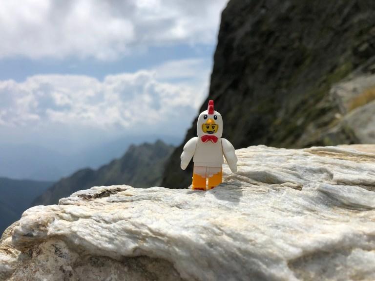 Tough Chicken Pfunderer Höhenweg