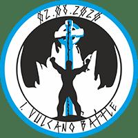 Logo Volcano Battle