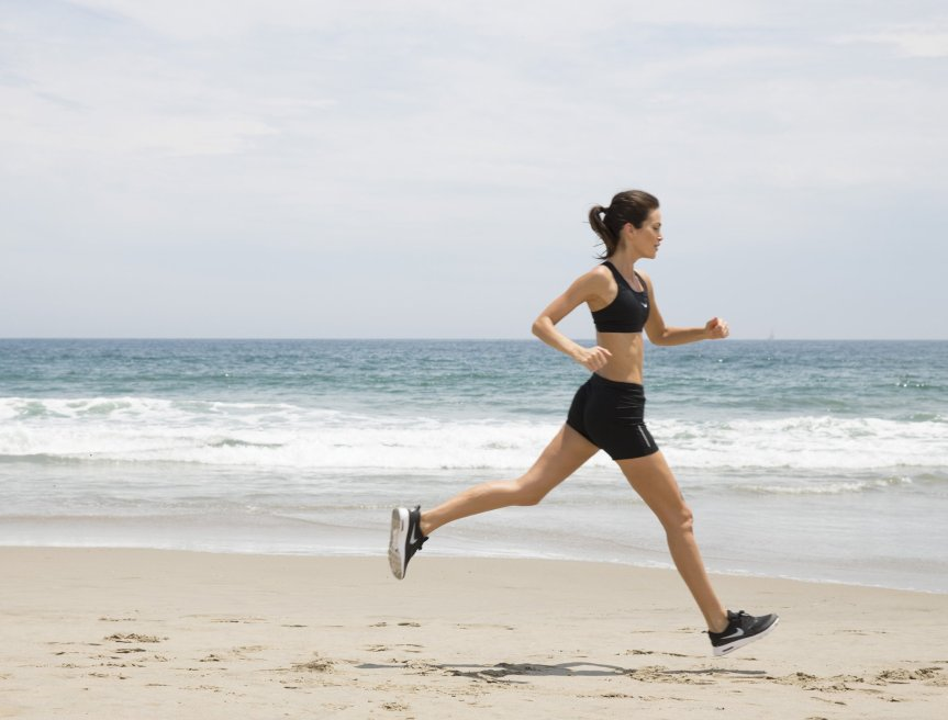 If You're Running and Still Have Belly Fat, Do This Workout