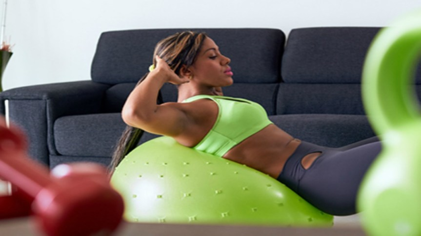 Shed Calories With Ease With This 10-Minute Tone-Up Workout