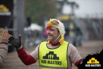 Mud Masters Obstacle Run Night Shift, Hindernislauf Deutschland, Tough Chicken im Ziel