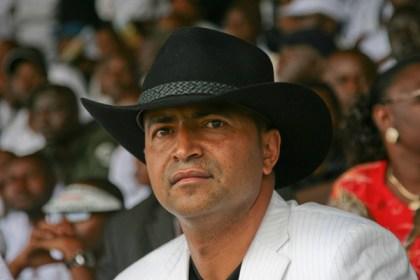 Moise Katumbi Chapwe, le gouverneur du Katanga.
