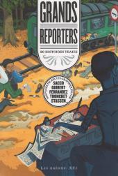 Grands reporters, 20 histoires