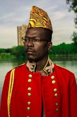 Pierre Kwenders- Le dernier empereur bantou