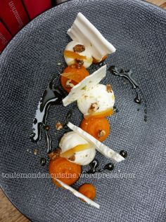 dessert patate douce