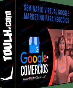 Descargar Google Marketing para Negocios