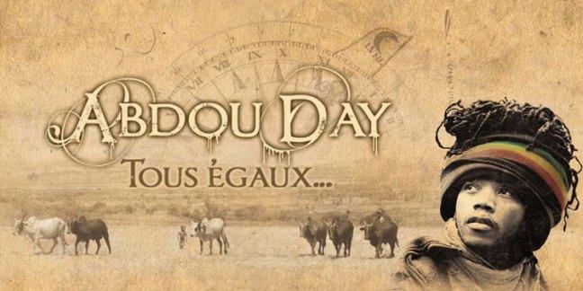 A noter dans vos agendas ! l'artiste malgache Abdou Day sera en concert à Marseille!